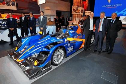 2013 Alpine n.36 Le Mans 9