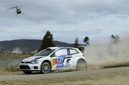 2013 Volkswagen Polo R WRC - Mexico 1