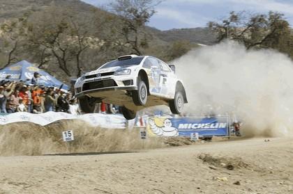 2013 Volkswagen Polo R WRC - Mexico 2