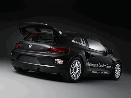 2013 Volkswagen Scirocco STCC 2
