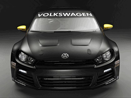 2013 Volkswagen Scirocco STCC 3