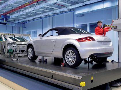 2007 Audi TT roadster 2.0 TFSI 23