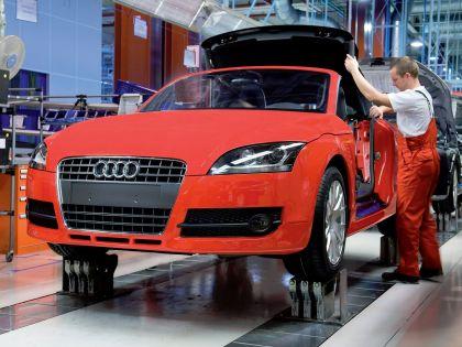 2007 Audi TT roadster 2.0 TFSI 25