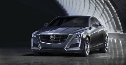 2013 Cadillac CTS 1