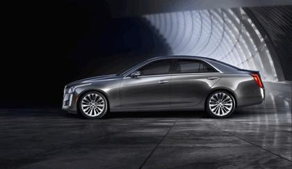 2013 Cadillac CTS 2