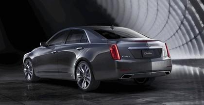 2013 Cadillac CTS 3