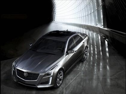 2013 Cadillac CTS 4