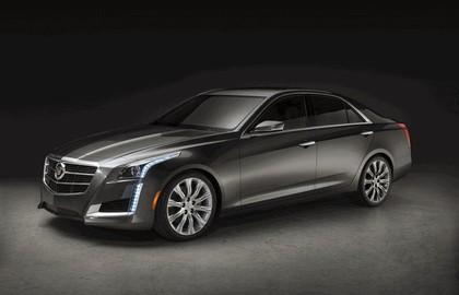 2013 Cadillac CTS 5