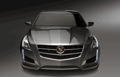 2013 Cadillac CTS 7