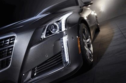 2013 Cadillac CTS 12