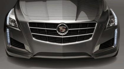2013 Cadillac CTS 13