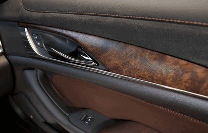 2013 Cadillac CTS 19