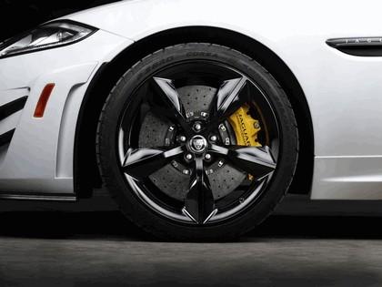 2013 Jaguar XKR-S GT 12