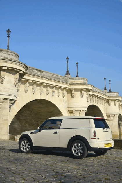 2013 Mini Clubvan Cooper 2