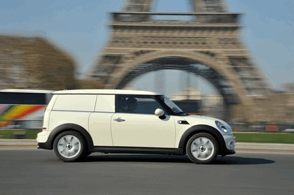 2013 Mini Clubvan Cooper 23