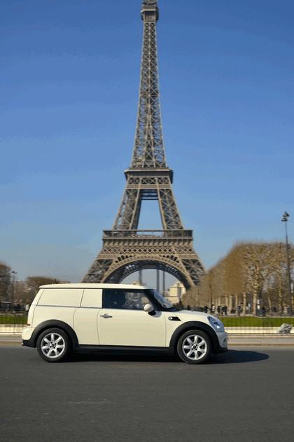 2013 Mini Clubvan Cooper 24