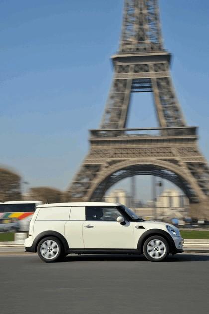 2013 Mini Clubvan Cooper 25