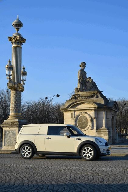 2013 Mini Clubvan Cooper 33