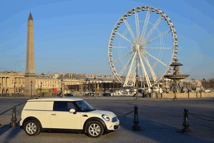 2013 Mini Clubvan Cooper 35
