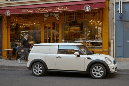 2013 Mini Clubvan Cooper 38