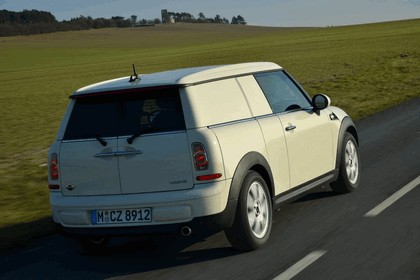 2013 Mini Clubvan Cooper 48
