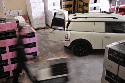 2013 Mini Clubvan Cooper 75