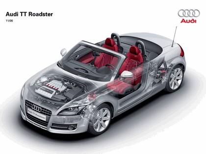 2007 Audi TT roadster 3.2 quattro 23