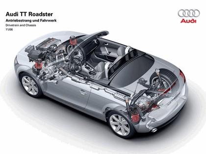 2007 Audi TT roadster 3.2 quattro 24
