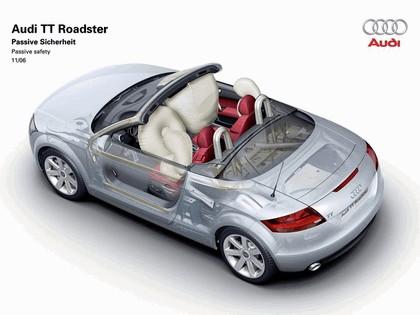 2007 Audi TT roadster 3.2 quattro 25
