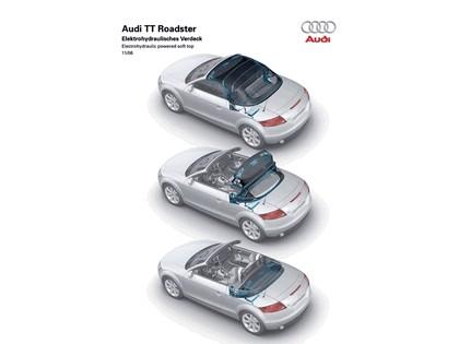 2007 Audi TT roadster 3.2 quattro 26