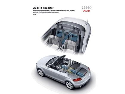 2007 Audi TT roadster 3.2 quattro 27