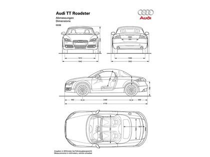 2007 Audi TT roadster 3.2 quattro 30
