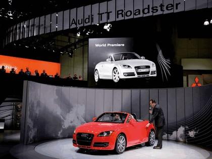 2007 Audi TT roadster 3.2 quattro 33