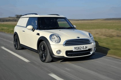 2013 Mini Clubvan Cooper D - UK version 1