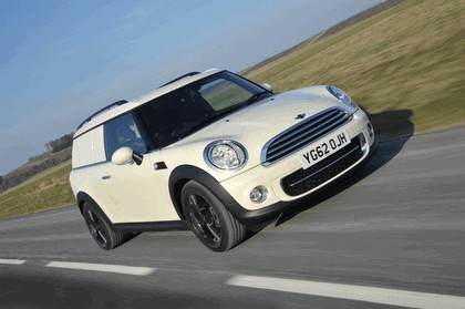 2013 Mini Clubvan Cooper D - UK version 2