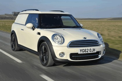 2013 Mini Clubvan Cooper D - UK version 3