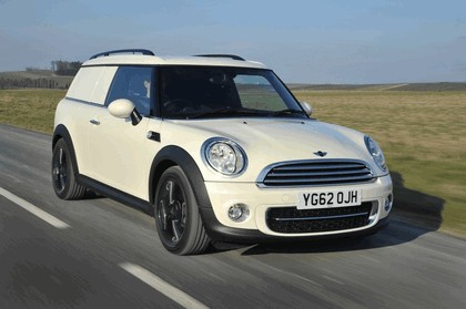 2013 Mini Clubvan Cooper D - UK version 5
