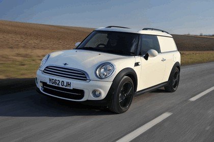 2013 Mini Clubvan Cooper D - UK version 6