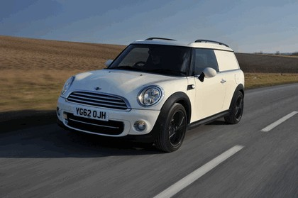 2013 Mini Clubvan Cooper D - UK version 7