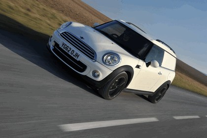 2013 Mini Clubvan Cooper D - UK version 8