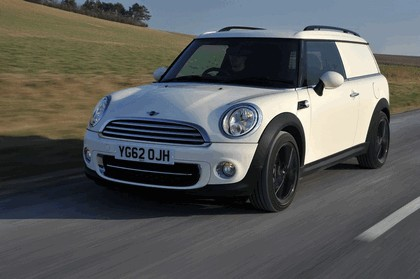 2013 Mini Clubvan Cooper D - UK version 9