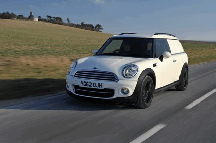 2013 Mini Clubvan Cooper D - UK version 10