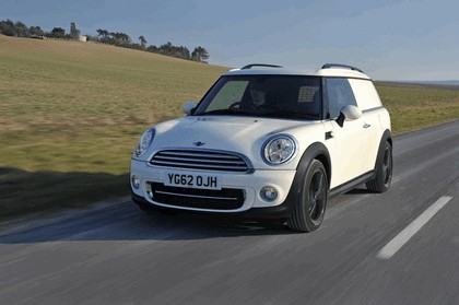 2013 Mini Clubvan Cooper D - UK version 11