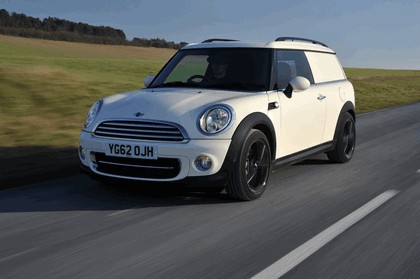 2013 Mini Clubvan Cooper D - UK version 12
