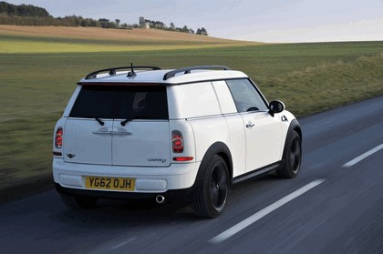 2013 Mini Clubvan Cooper D - UK version 13