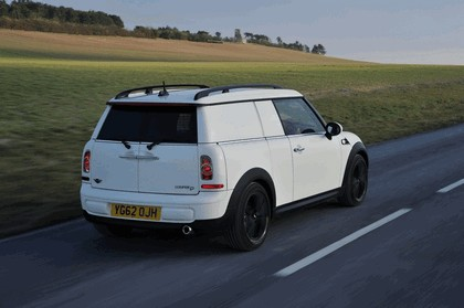 2013 Mini Clubvan Cooper D - UK version 14