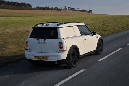 2013 Mini Clubvan Cooper D - UK version 15