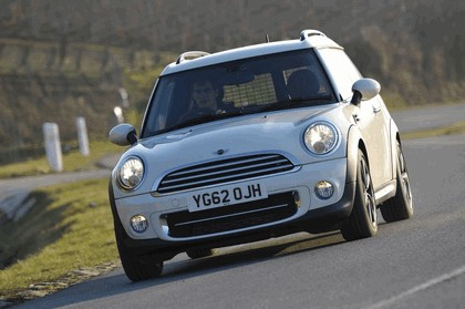 2013 Mini Clubvan Cooper D - UK version 16