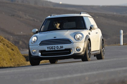 2013 Mini Clubvan Cooper D - UK version 17