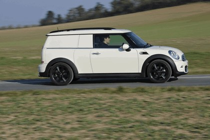 2013 Mini Clubvan Cooper D - UK version 19